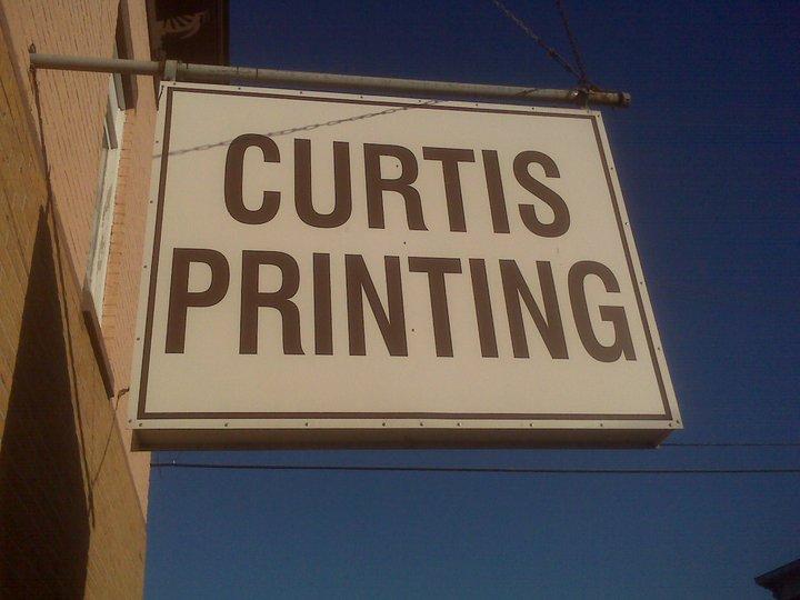 Curtis Printing