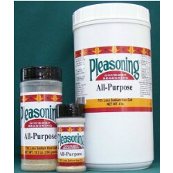 Pleasoning Seasonings