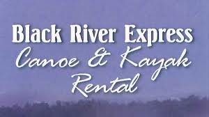 Black River Express Canoe Rental
