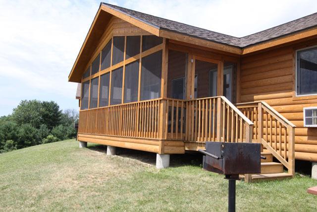 Neshonoc Lakeside Campground Resort