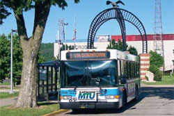 La Crosse City Bus Line (MTU)