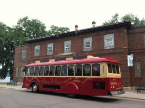 Historic Trolley Tours @ La Crosse Area Convention & Visitor's Bureau | La Crosse | Wisconsin | United States