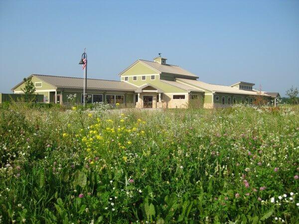 Upper Mississippi River National Wildlife and Fish Refuge Visitor Center