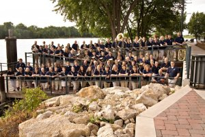 La Crosse Concert Band 2016 (99th season, since 1917) @ Riverside Park | La Crosse | Wisconsin | United States