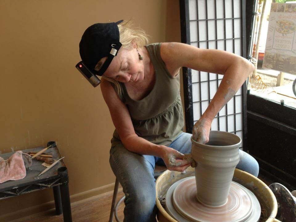 Karen Generous Earth Pottery