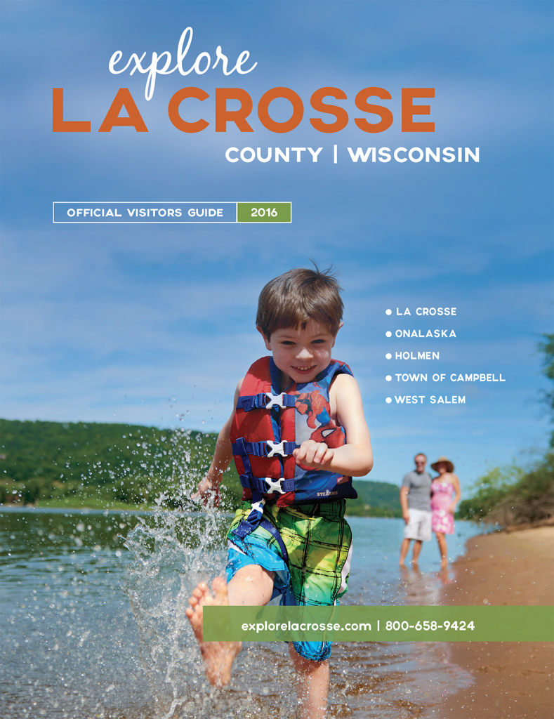 Visitor Guide for La Crosse, WI
