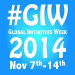 Global Initiatives Week - November 7-14, 2014