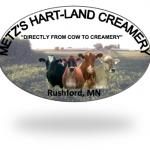 METZ'S HART-LAND CREAMERY