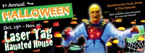 Fright Week @ Shenanigans Entertainment Center & Sports Bar | La Crosse | Wisconsin | United States