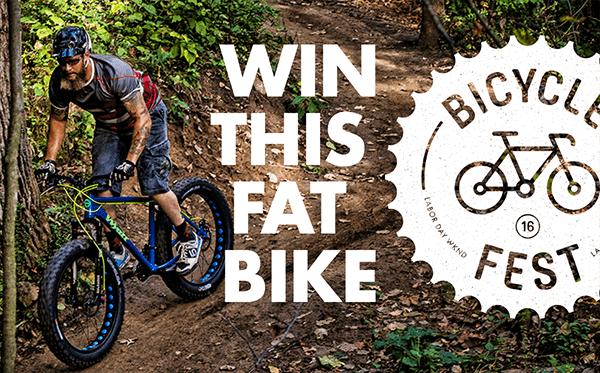 Bike Fest 2016 Fat Bike