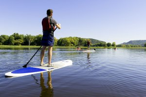 Explore La Crosse Paddle Board
