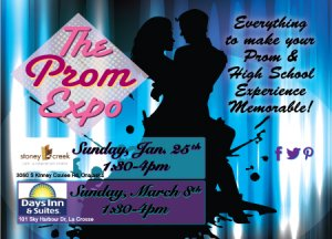 The Prom Expo @ Days Inn | La Crosse | Wisconsin | United States