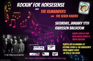 Rockin' For HorseSense @ The Radisson Ballroom | La Crosse | Wisconsin | United States