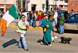 8th Annual St. Patrick's Day Parade @ Downtown La Crosse | La Crosse | Wisconsin | United States