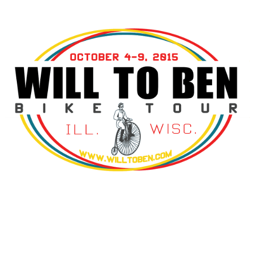 """Sparta Area Chamber of Commerce Releases 2nd Annual """"Will to Ben"""" Bike Tour Dates"""