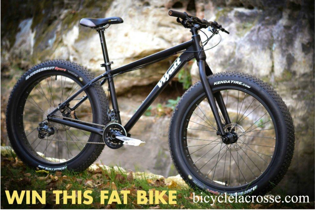 Wyatt Fat Bike Sweepstakes
