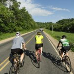 Memorial Day Figure Eight Bicycle Route