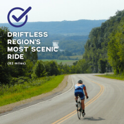 Driftless Region's Most Scenic Ride