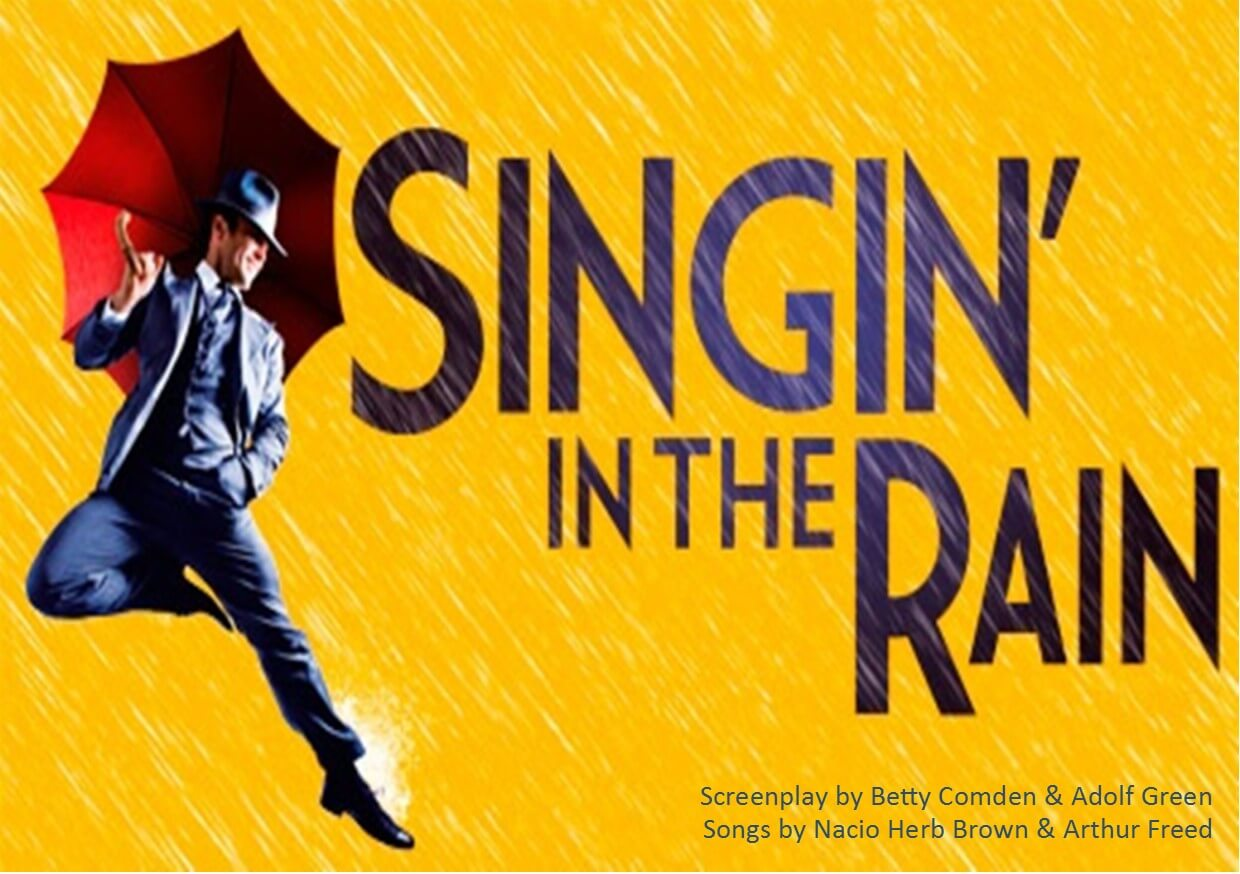 singin in the rain essays Singin' in the rain music analysis singin' in the rain (kelly/donan, 1952) is known to be one of best musicals ever made and one of the funniest movies of its time.