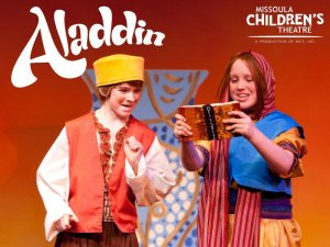"Missoula Children's Theatre presents  ""Aladdin"" @ Heider Center for the Arts   West Salem   Wisconsin   United States"