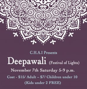 CHAI ~ Deepawali @ The La Crosse Center | La Crosse | Wisconsin | United States