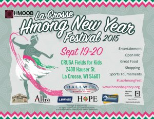 Hmong New Year Festival @ CRUSA Soccer Fields | La Crosse | Wisconsin | United States