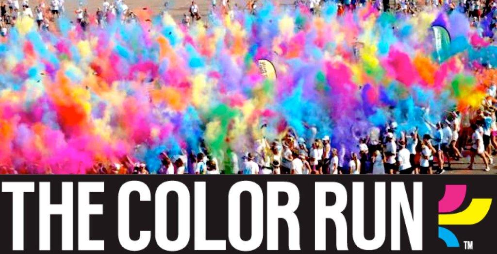 The Color Run La Crosse @ Riverside Park   La Crosse   Wisconsin   United States
