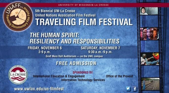 5th UWL Biennial United Nations Association Traveling Film Festival