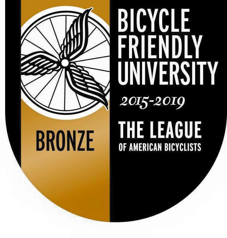 "UW-La Crosse named "" Bicycle Friendly University """
