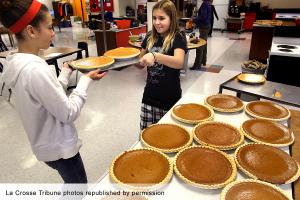 La Crosse Community Thanksgiving Dinner @ La Crosse Center | La Crosse | Wisconsin | United States