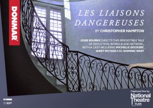 Stage on Screen: Les Liasons Dangereuses @ Weber Center for the Performing Arts | La Crosse | Wisconsin | United States