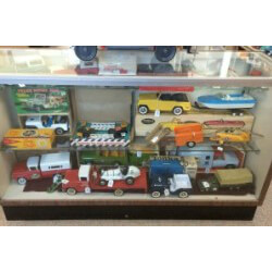 Gasoline Alley Toys