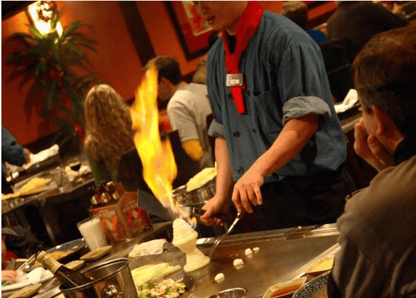 Shogun Sushi and Hibachi