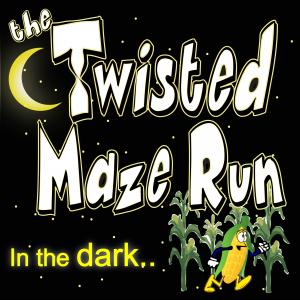 Twisted Maze Run @ Hidden Trails Corn Maze   West Salem   Wisconsin   United States
