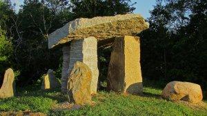 Kinstone Megalithic Garden Tour @ Kinstone   Fountain City   Wisconsin   United States