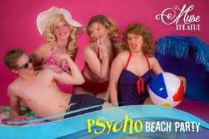 Psycho Beach Party @ The Muse Theatre  | La Crosse | Wisconsin | United States