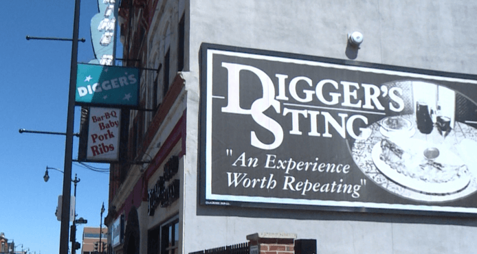 Diggers Sting Restaurant