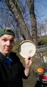 By Dylan Wevers Avid Disc Golfer