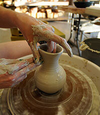 Pump House Presents Clay Hand-building Class @ Pump House Regional Arts Center | Alexandria | Virginia | United States