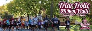 Friar Frolic 5K Run/Walk @ Friar Frolic 5K Run/Walk | La Crosse | Wisconsin | United States