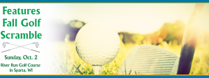 Features Fall Golf Scramble @ River Run Golf Course | Sparta | Wisconsin | United States