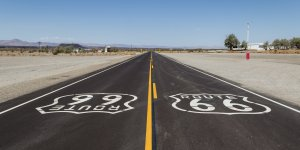 Route 66 @ Marie W. Heider Center for the Arts | West Salem | Wisconsin | United States