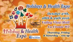 Holidays & Health Expo @ Valley View Mall, La Crosse, WI | La Crosse | Wisconsin | United States