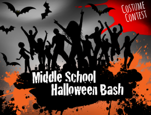 Middle School Halloween Bash @ Features Sports Bar & Grill in West Salem | West Salem | Wisconsin | United States