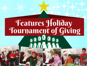 Holiday Bowling Tournament of Giving @ Features Sports Bar & Grill   West Salem   Wisconsin   United States
