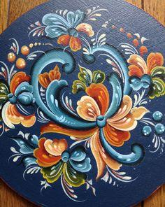 Healing Arts: Norwegian Art of Rosemaling @ Gundersen Health System, Hospital Lobby  | La Crosse | Wisconsin | United States
