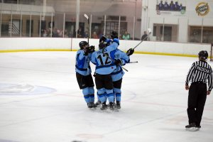 Coulee Region Chill vs Janesville Jets @ Green Island Ice Arena | La Crosse | Wisconsin | United States