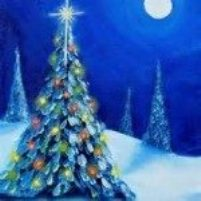 Sip & Paint Night Before Christmas Canvas Painting Class @ Creative Canvas and Board   La Crosse   Wisconsin   United States