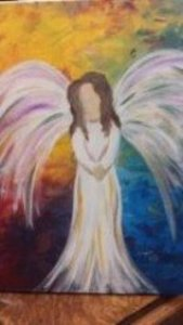 Sip & Paint Angels Among Us Canvas Painting Class @ Creative Canvas and Board   La Crosse   Wisconsin   United States