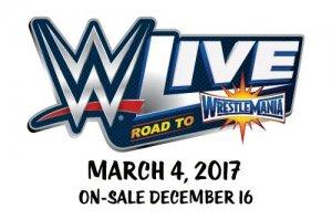 WWE at the La Crosse Center @ La Crosse Center | La Crosse | Wisconsin | United States